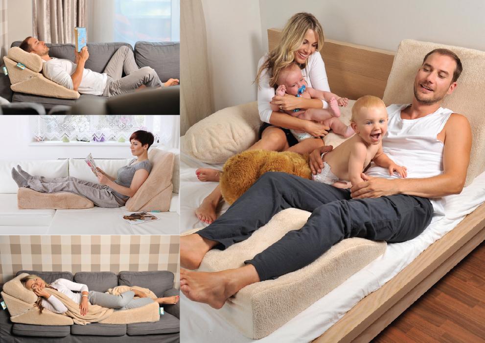 Relaxační set HAVAJ Comfort